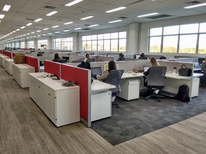 Imagem Lenovo – Projeto de Gerenciamento e Construção da nova fábrica – Lenovo Indaiatuba